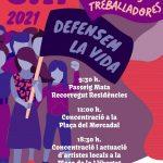 Mobilitzacions a Reus i Tarragona pel 8 de març + info d'interès